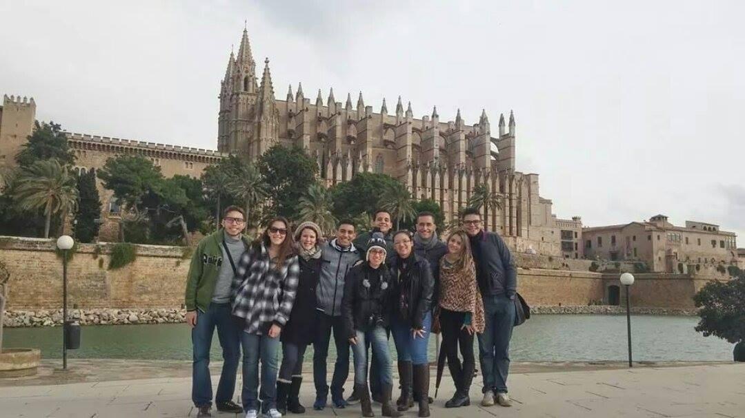 Catedral de Palma de Maiorca (Foto: Camila Aparecida Oliveira)