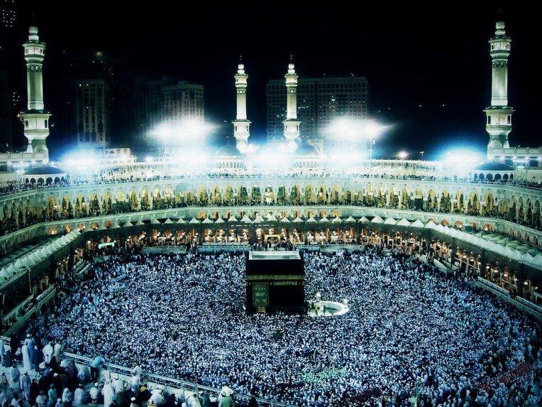 Masjid al-Haram em Meca, Arábia Saudita (Foto: Furkan Fidan  CC BY-SA 3.0)