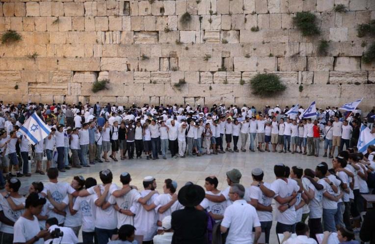 Muro das Lamentações (Foto: Roman Kriman, JerusalemShots.com)