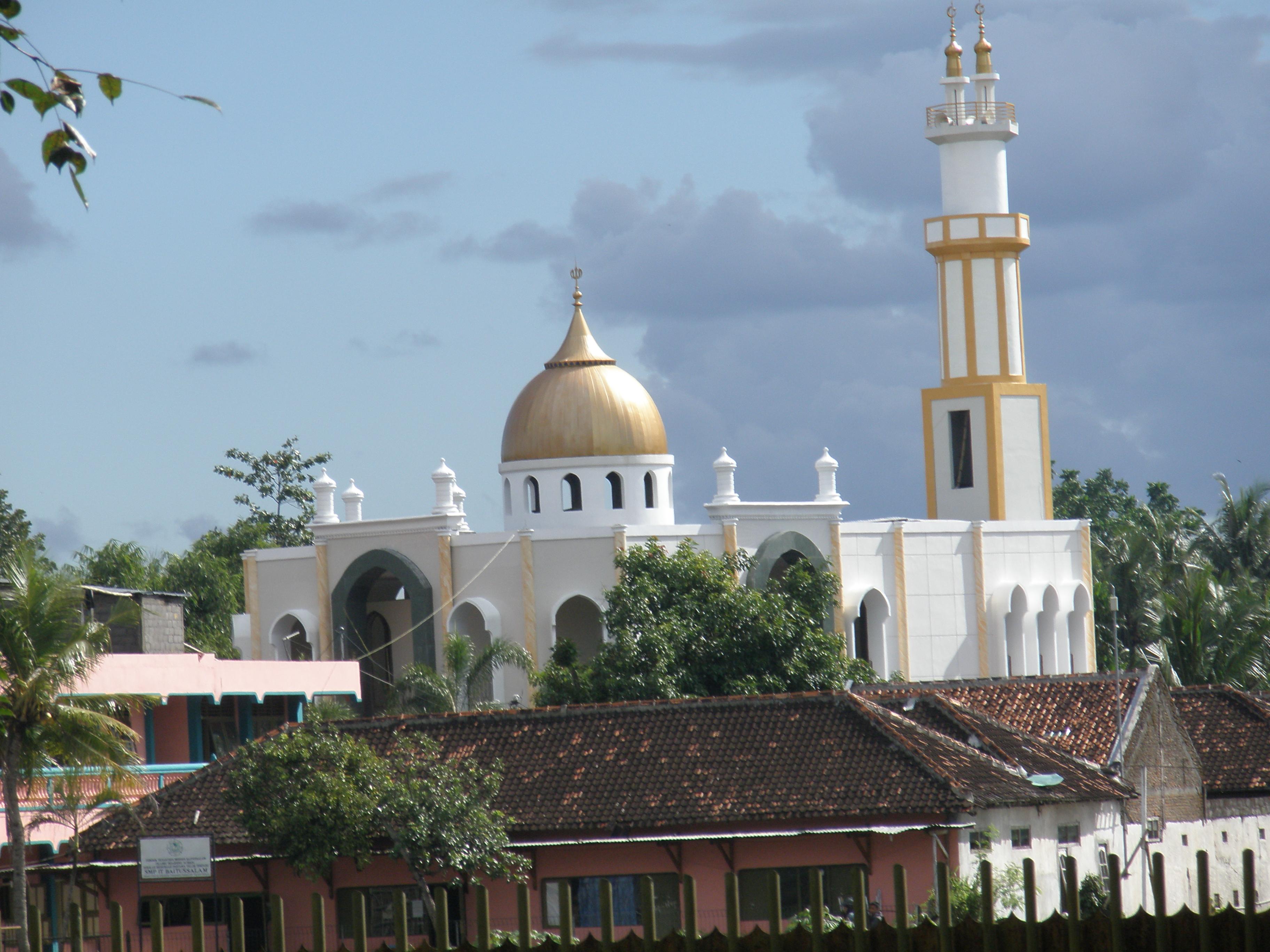 Mesquitas estão presentes em quase todos os lugares (Foto: Matheus Pinheiro de Oliveira e Silva)
