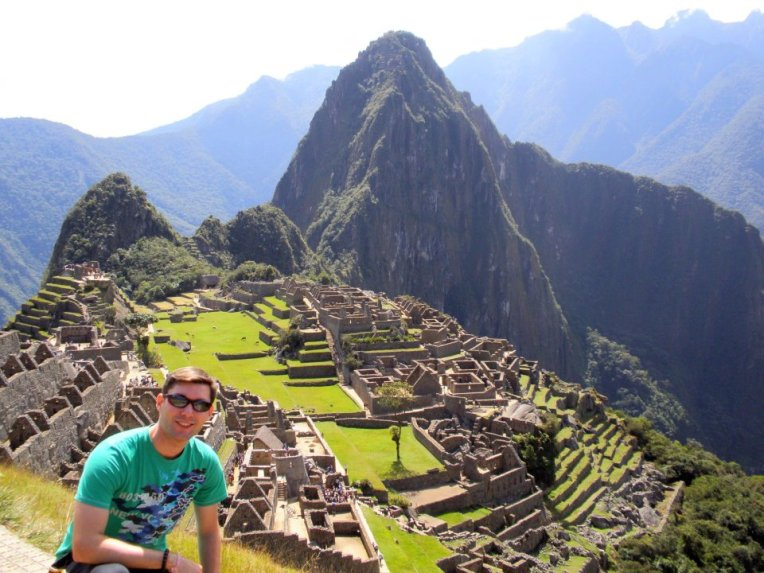 Machu Picchu (Foto: Matheus Pinheiro de Oliveira e Silva)