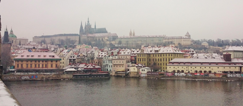 Castelo de Praga (Foto: Mariana Gregório)