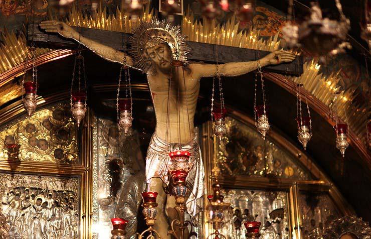 Santo Sepúlcro (Foto: Roman Kriman, JerusalemShots.com)