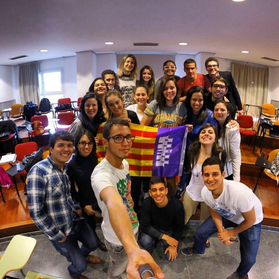 Universidade das Ilhas Baleares, Palma de Maiorca (Foto: Camila Aparecida Oliveira)