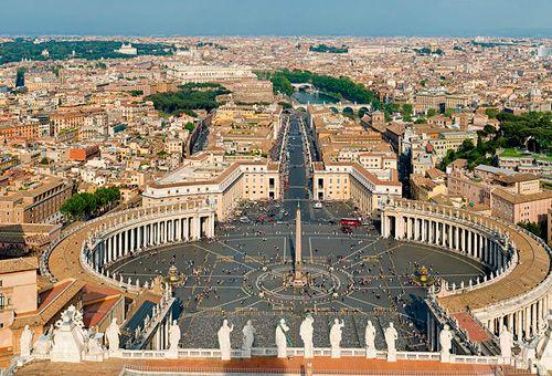 Vaticano ( Foto: Diliff - CC BY-SA 3.0)